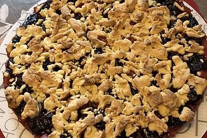 Pflaumenkuchen mit Streuseln 25