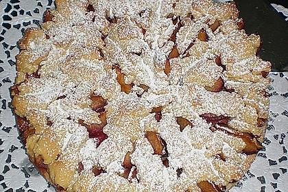 Pflaumenkuchen mit Streuseln 89