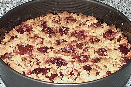 Pflaumenkuchen mit Streuseln 113
