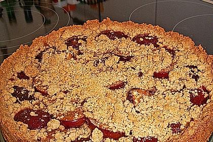 Pflaumenkuchen mit Streuseln 120