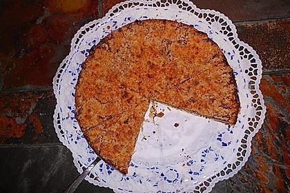 Pflaumenkuchen mit Streuseln 96