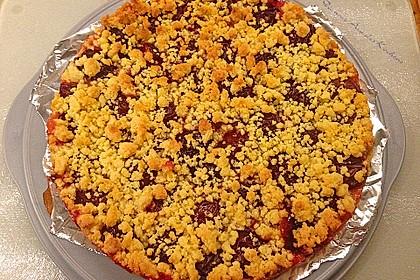 Pflaumenkuchen mit Streuseln 51