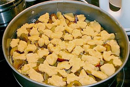 Pflaumenkuchen mit Streuseln 125