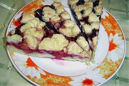 Pflaumenkuchen mit Streuseln 106