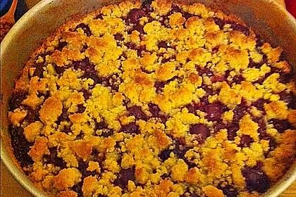 Pflaumenkuchen mit Streuseln 121