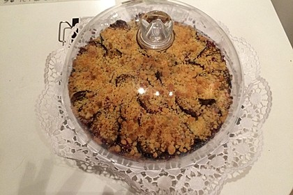 Pflaumenkuchen mit Streuseln 109