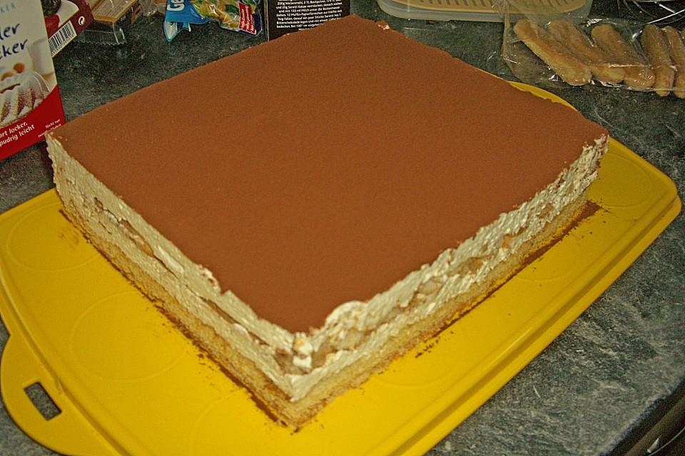 Tiramisu Torte Von Bella Chefkoch De