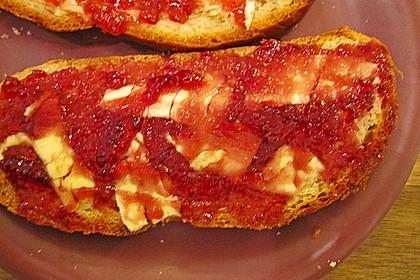 Holunder - Granatapfel - Gelee 1