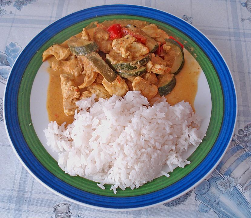 Einfaches Thai Gericht Ein Leckeres Rezept Chefkochde