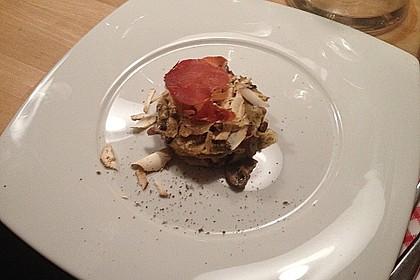Lasagne mit Hackfleisch und Pilzen 3