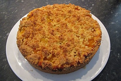 Easy Streuselkuchen mit Obst 34