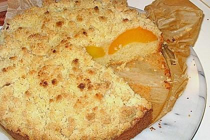 Easy Streuselkuchen mit Obst 31