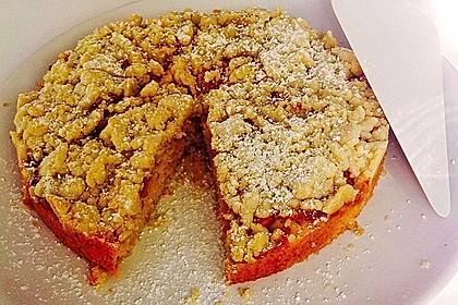 Easy Streuselkuchen mit Obst 20