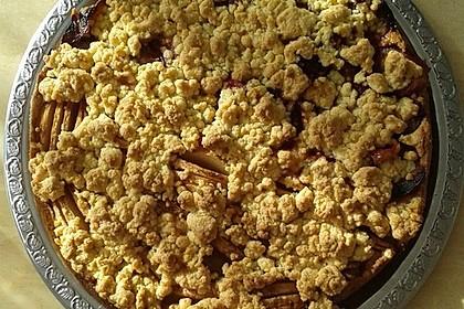 Easy Streuselkuchen mit Obst 15