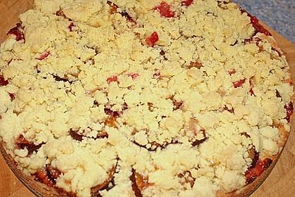 Easy Streuselkuchen mit Obst 30