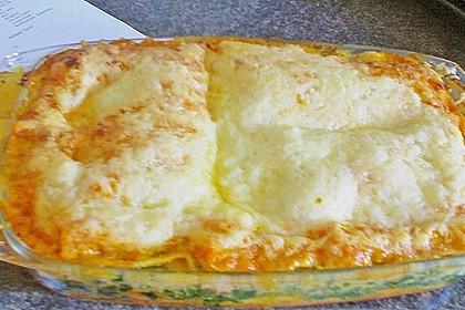 Lachs-Lasagne mit Spinat 125