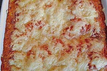 Lachs-Lasagne mit Spinat 60