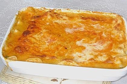 Lachs-Lasagne mit Spinat 103