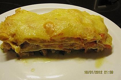 Lachs-Lasagne mit Spinat 106