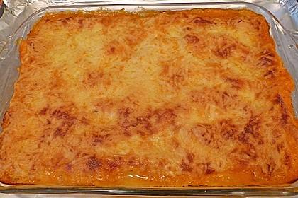 Lachs-Lasagne mit Spinat 124