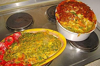 Lachs-Lasagne mit Spinat 89