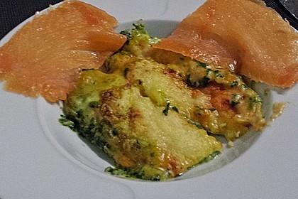 Lachs-Lasagne mit Spinat 87