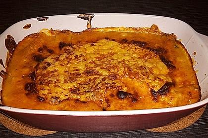 Lachs-Lasagne mit Spinat 97