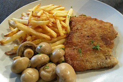 Schnitzel nach Wiener Art 9