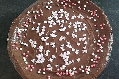Geburtstags - Schokoladentorte 13