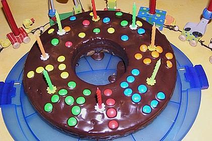 Geburtstags - Schokoladentorte 1