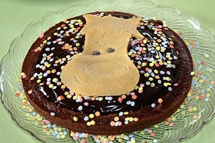Geburtstags - Schokoladentorte