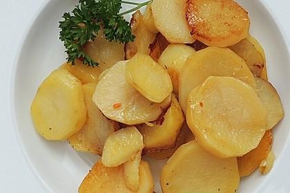 Bouillon - Kartoffeln 1
