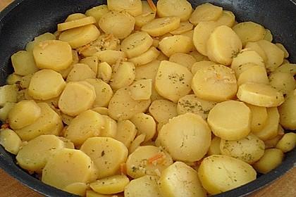 Bouillon - Kartoffeln 19