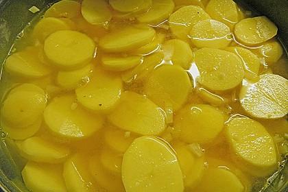 Bouillon - Kartoffeln 22