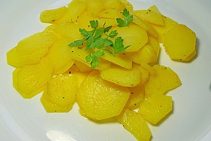Bouillon - Kartoffeln 12