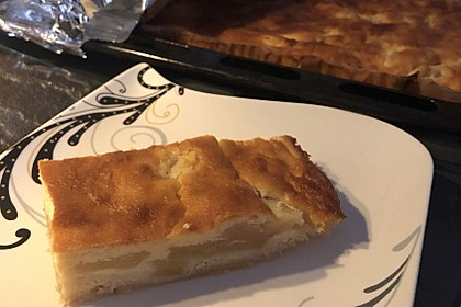 Apfel - Marzipan - Kuchen 5