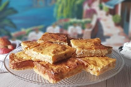 Apfel - Marzipan - Kuchen 10