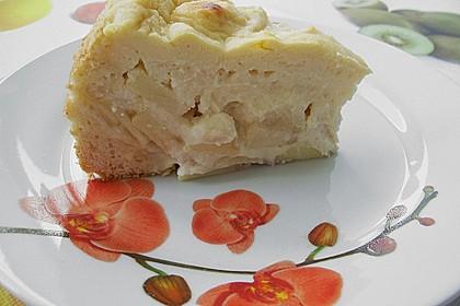 Apfel - Marzipan - Kuchen 15