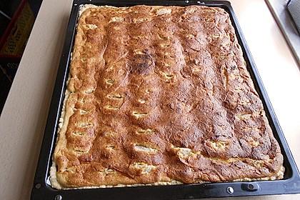 Apfel - Marzipan - Kuchen 12