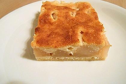 Apfel - Marzipan - Kuchen 8