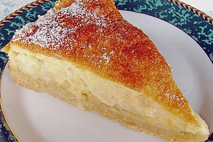 Apfel - Marzipan - Kuchen 2