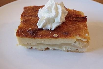 Apfel - Marzipan - Kuchen 3