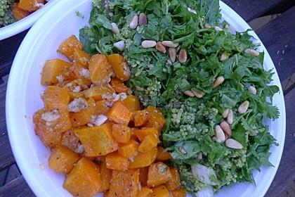 Grüner Couscous-Salat (Bild)