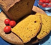 Kürbis-Buttermilch-Brot (Bild)
