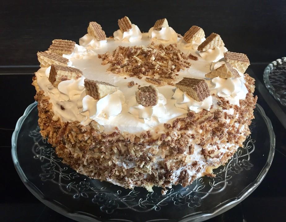 Vegane Manner Schnitten Torte Von Schildkroete574 Chefkoch De