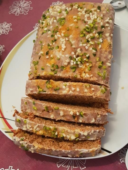 Mohren Orangen Rum Kuchen Von Lilakohlrabi Chefkoch De