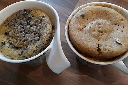 3 Tassenkuchen-Varianten: Oreo, Nutella, Red Velvet 1