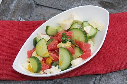 Jules Grapefruit-Feta-Salat