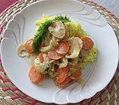 Low Carb Fenchel-Karotten-Gemüse (Bild)