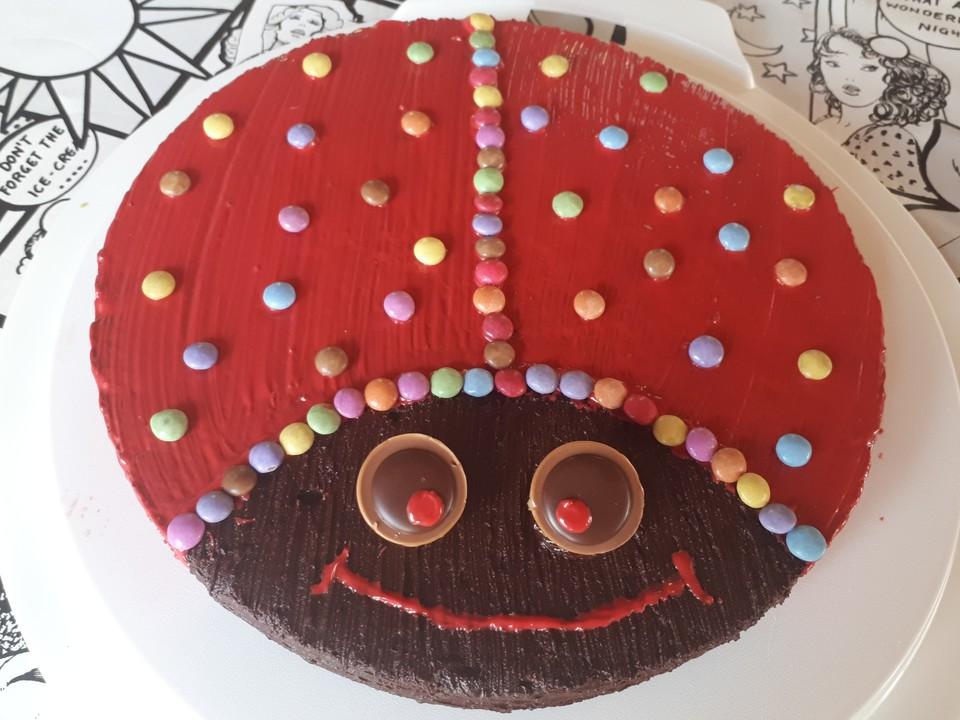 Marienkafer Kuchen Von Littleandcrazy Chefkoch De